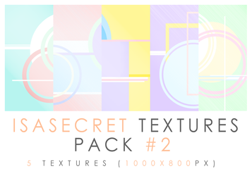 Texture Pack #2 by IsaSecret1