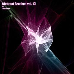 Abstract brush pack vol. 11 by forty-winks