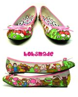 bobsmade-shoes-Maerchen by Bobsmade