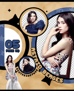 Png Pack 3755 - Astrid Berges-Frisbey by southsidepngs