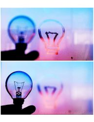 Condensation of an Idea by VioletEvans