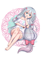 Sagiri by Sanaia-art