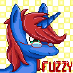 Fuzzy Quilt Icon by SpiderRaccoon