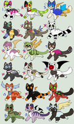50 Point Adopts Batch #2 OPEN by bitecore