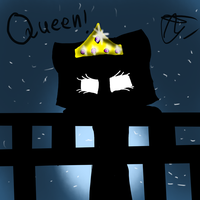 Queen!!!! by MikaMilaCat
