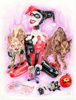 Play Date with Harley by Andlynne