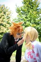 Fairy Tail - You are the One That I Want by stormyprince