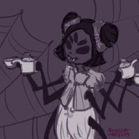 Muffet by frenciDA