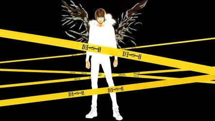 Death Note - ''Light Yagami'' (Wallpaper 01) by Dr-Erich