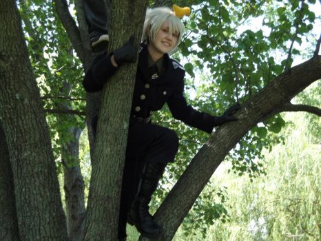 ANext 2010- Prussia by sweetasXiXi
