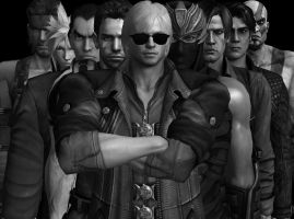The Expendables v2 by Dante-564