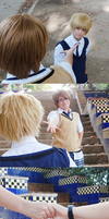 [APH] America nd' England - Just take my hand by mariasachan