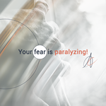 Your fear is paralyzing! by andreascy