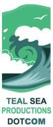 Teal Sea Productions Logo by UltimateJ2K