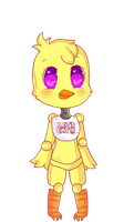 Chica (Comic Practice) by ToyPastel