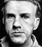 Christoph Waltz by Doctor-Pencil