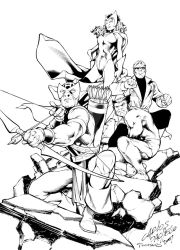 Pacheco AVENGERS by TimTownsend