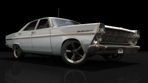 Fairlane Studio Front by parleee