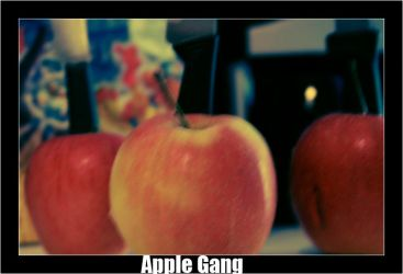 Apple Gang by DaMecha