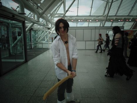 Yoh Asakura by IdiotsInWigs