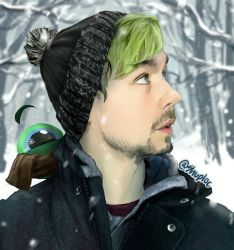 Winter (JackSepticEye) by Shuploc