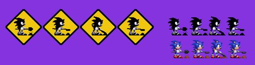 Sonic Construction Sprites by RatherNoiceArt
