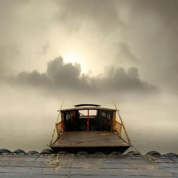 ....a boat with no name by foureyes
