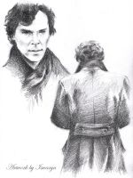 The Reichenbach Fall by RighteousVampire