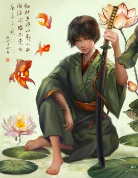 japan of aph finish version by jiuge
