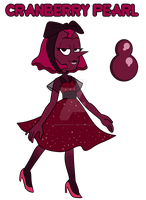 Cranberry Pearl by undercoverghost