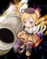 Tomoe Mami SD by Dargon