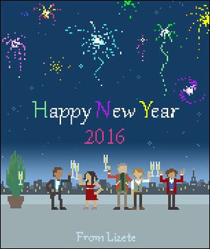 Happy New Year 2016 by Little-Endian