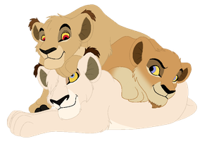 Brothers by lionobsession