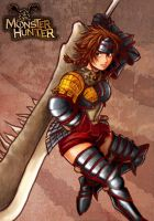 hunter armor S by SeVeNTH-FLaSH