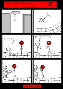 Stick Figure Comics 28 by WTPF