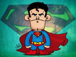 Superman by mypthe13th