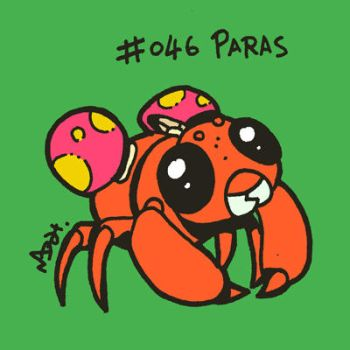 046 Paras by toadcroaker