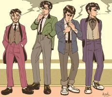 Edwardian Beatles by common-boob