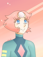 Screenshot of Pearl: Steven Universe by SongstressFlowerMiku