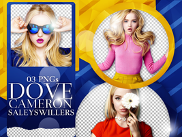 Dove Cameron PNG Pack #3 by irwinbae