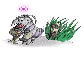 Kog'maw loves shrooms by existence111