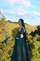 Medieval Green 6 by Anariel-Stock