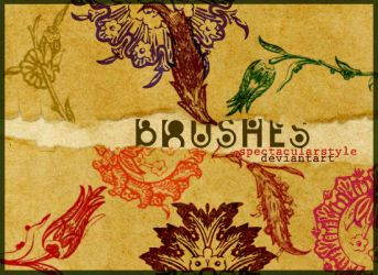 brushes set 05 by spectacularstyle