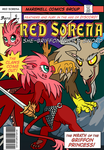 Red Sorena: Cover Page by SorcerusHorserus