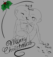 X-Mas Couple YCH (CLOSED) by ZombieSprinkles