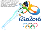 Kyochi at the 2016 Rio de Jeinaro Olympics by Galistar07water