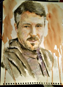 Petyr Baelish aka Littlefinger ~ by ShiroiRuder