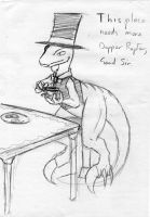 Needs More Dapper by silversword