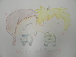 SP - Coco and Tweek by TweekPark