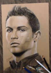 CR7 by mathio91